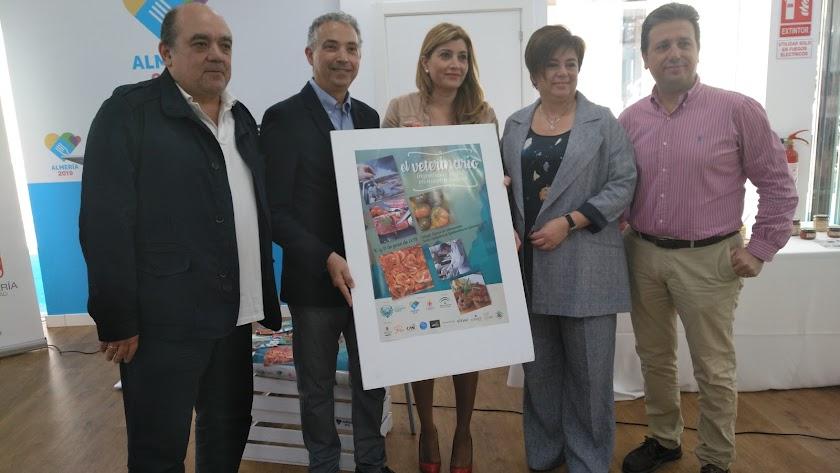 Presentación de las jornadas en la Sede Almería 2019.