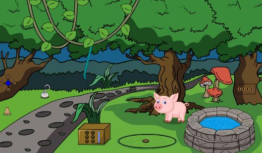 Piggy Rescue - náhled