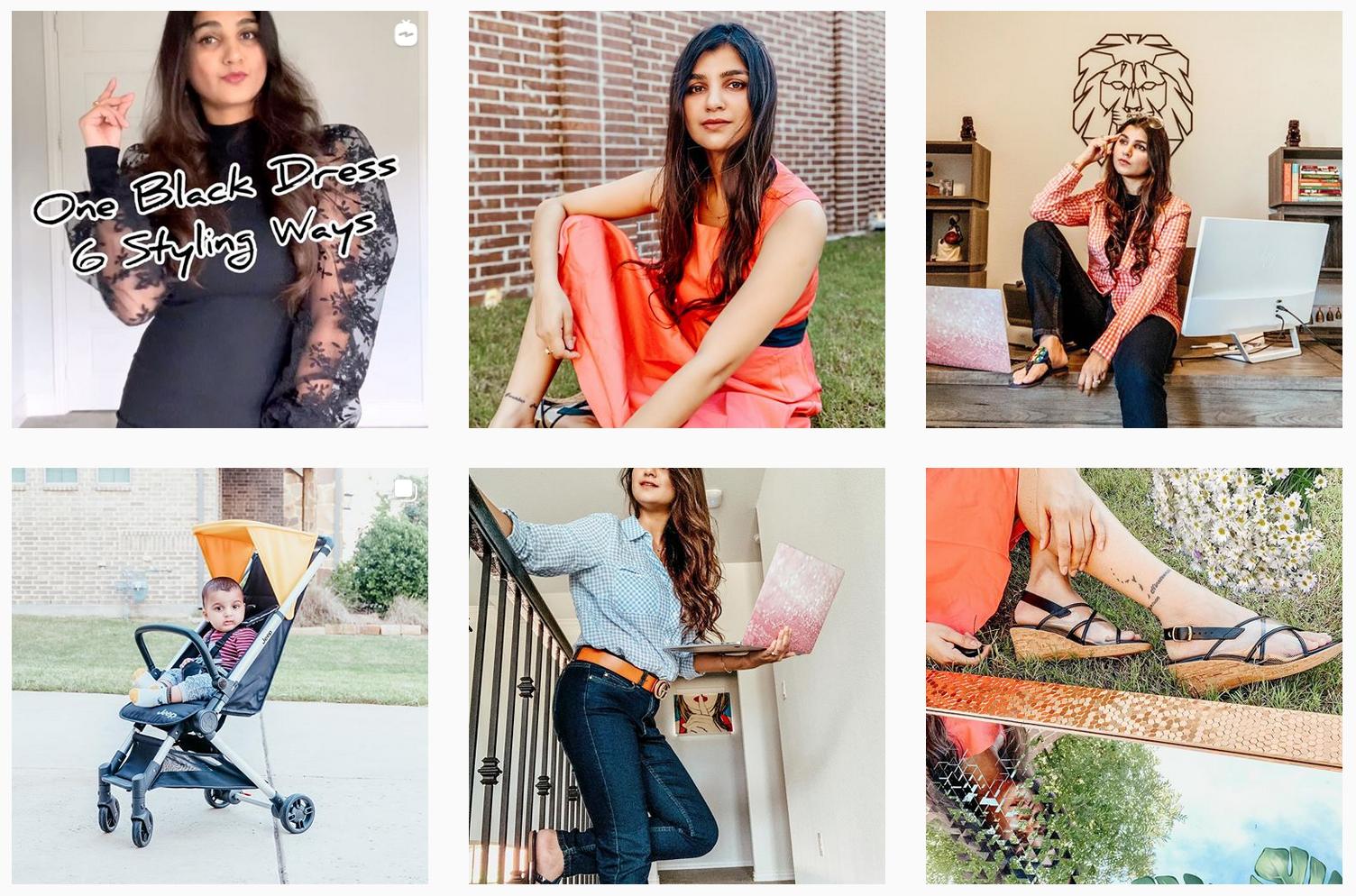 Vaishali | Dallas-based Mommy Blogger