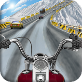 Bike Moto Racer Road Driver Game