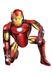 Foliefigur, Iron Man