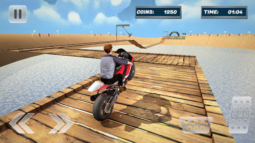 Water Surfer Bike Beach Stunts Race filehippodl screenshot 3
