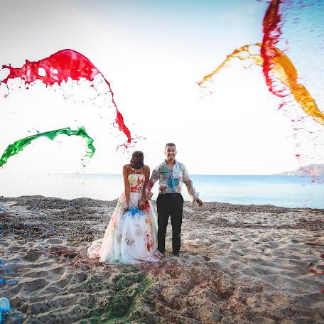 Fotografo di matrimoni Michele D Angelo (micheledangelo). Foto del 24.10.2016