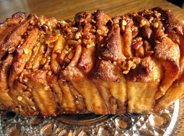 Cinnamon Leaves Bread Recipe