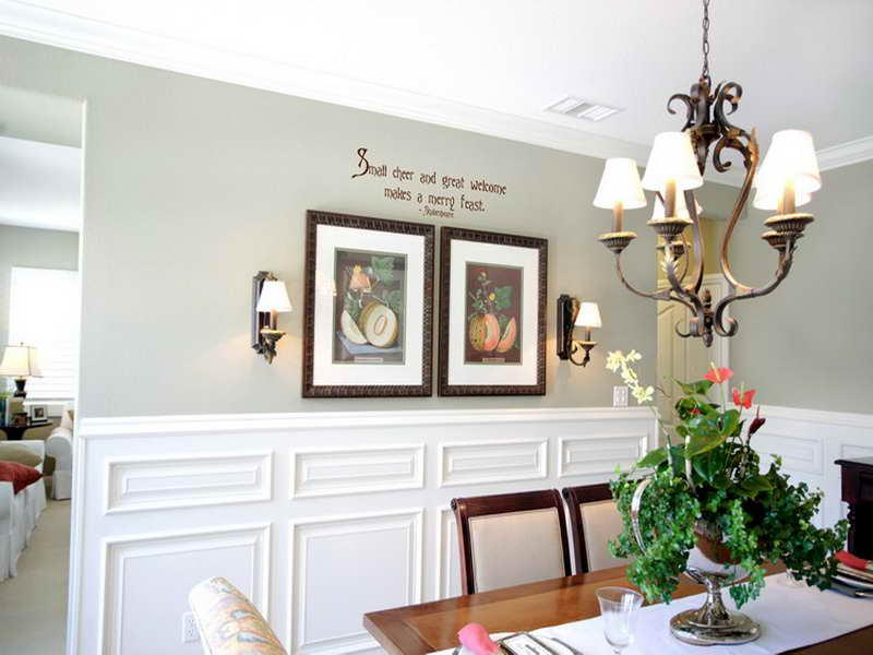 Dining Room Wall Decorating Ideas wall decoration ideas - android apps on google play