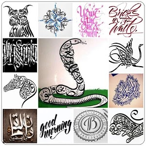 Calligraphy Design Ideas Android Apps On Google Play