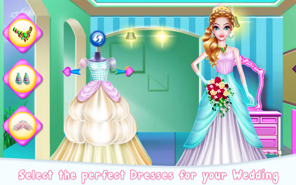 Bride Wedding Dresses- screenshot
