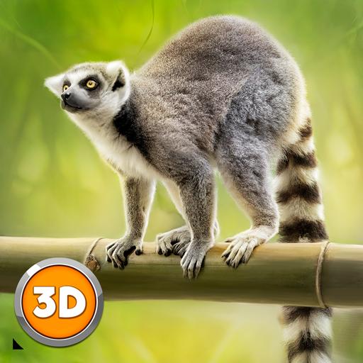Lemur Simulator 3D