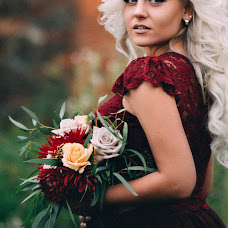 Wedding photographer Yuliya Kamenskaya (JULJUL). Photo of 26.10.2017