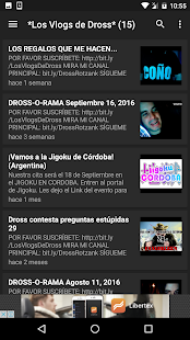 Dross ~ El Diario Móvil- screenshot thumbnail