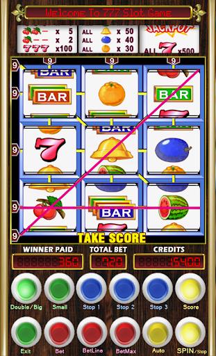 777 Fruit Slot Machine Cherry Master apktreat screenshots 2
