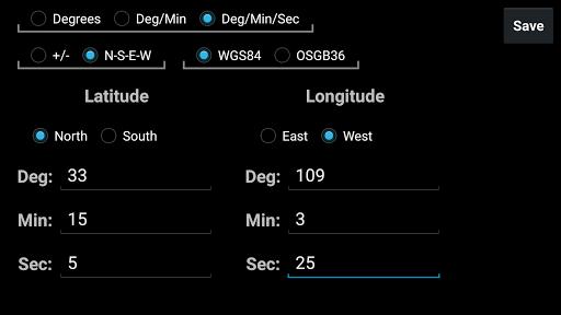 Polaris Navigation GPS screenshot 8