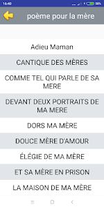 Download Poème Pour La Mère Apk Latest Version 15 For