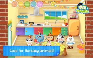 Screenshot of Dr. Panda Daycare
