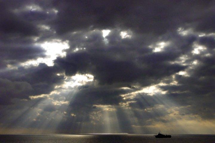 Lo Spettacolo viene dal cielo.. di Phango