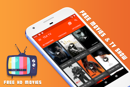 TeaTV – Free Movies & TV 8.0r Cracked Apk (Ad-Free) Latest Version Download 1