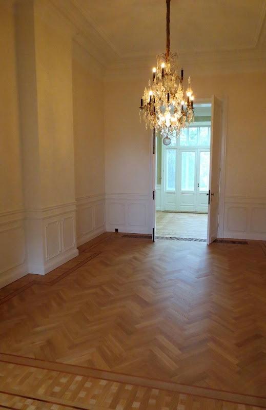 Opfrissen van bestaande houten vloer