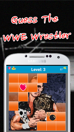 Guess the WWE Wrestler UFC