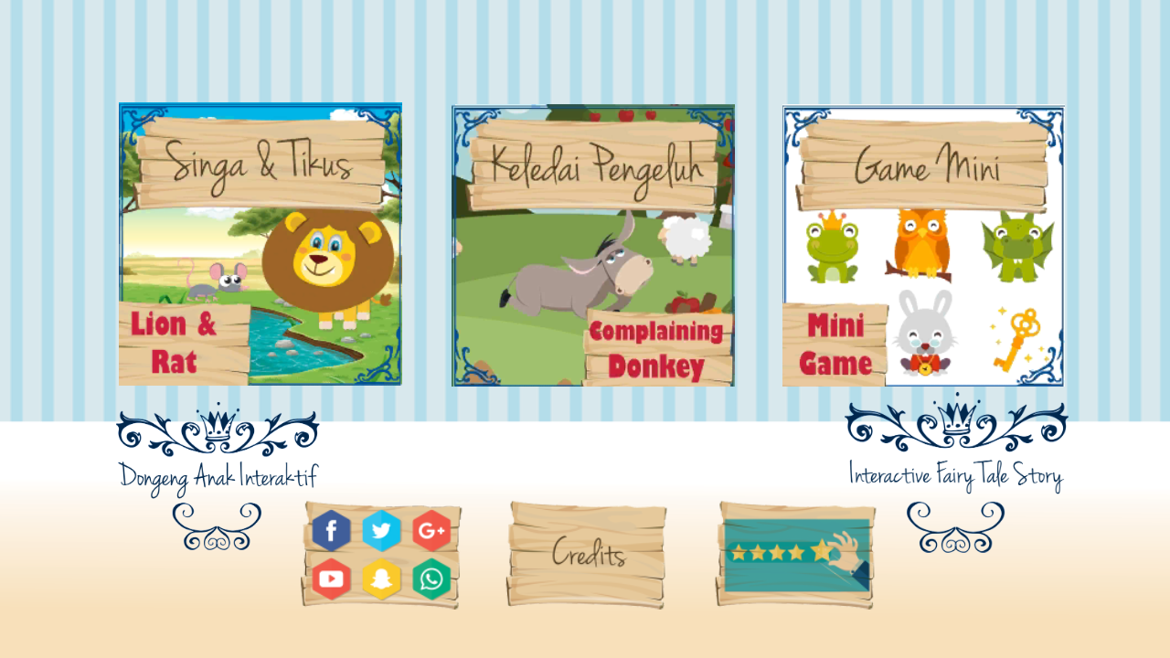 Interactive Fairytale Story Android Apps On Google Play