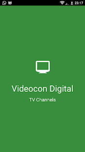 Videocon Digital TV Channels - náhled