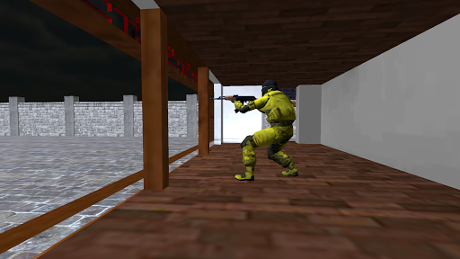 Free Terrorism Fire Free - Fire FPS Battleground 1.0 screenshots 7