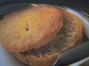Honey Sweet Potato Biscuits