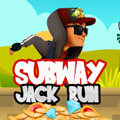 Subway jake Run Adventure HD