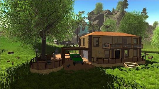 Ocean Is Home: Survival Island Apk Mod (Dinheiro Infinito) 3