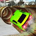 Classic Car Crazy Stunts Racing icon