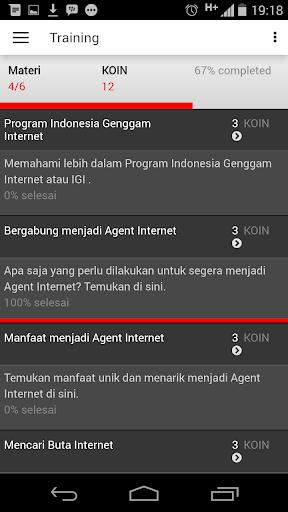 Genggam Internet screenshot 4