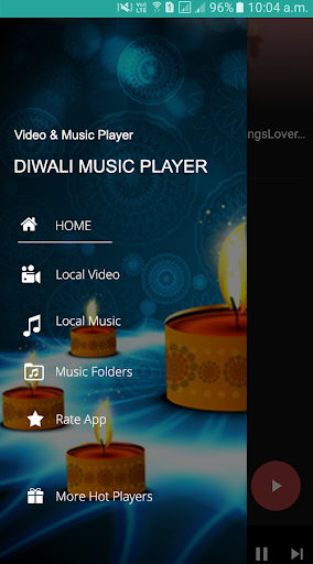 Diwali Video Player 2017 - Diwali Theme Player for PC