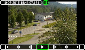 Screenshot of videoconsult