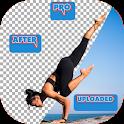 Remove background pro app 1 click remove backgroun icon