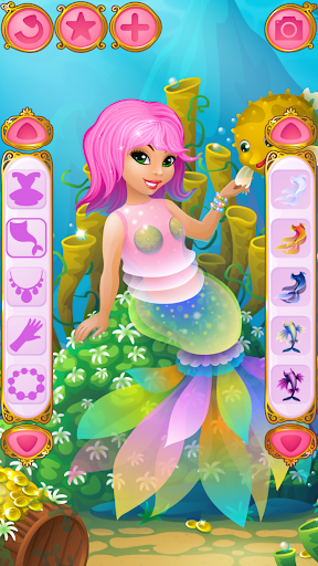 Mermaid Dress up for Girls|玩休閒App免費|玩APPs