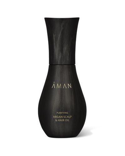 Argan Scalp & Hair Oil : Aman