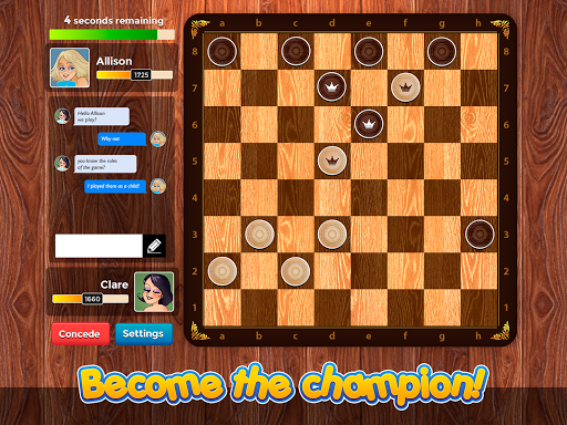 Checkers Plus - Board Social Games screenshots 6