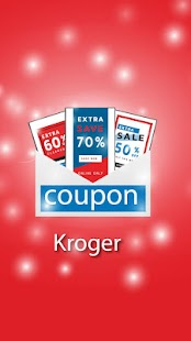 Coupons for Kroger