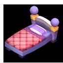 パープルベッド