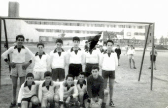 Photo: 28/4/1960, Equipo 2º curso.