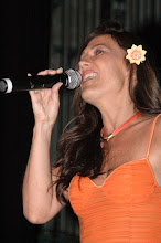 Photo: Performing the song Que Maravilha by composer Jorge Benjor