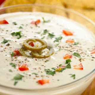 Jalapeno Queso With Goat Cheese