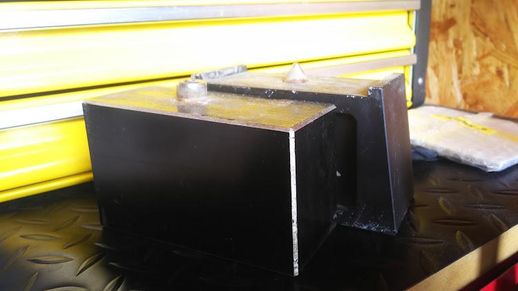 ハイエース TRH112VのUボルト交換,100系ハイエース,ブロックに関するカスタム&メンテナンスの投稿画像5枚目