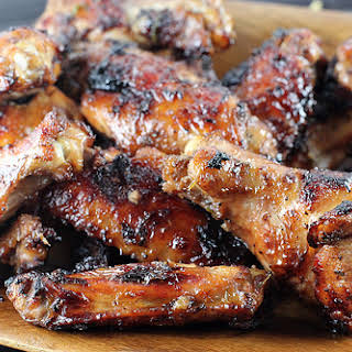 Jerk Chicken Wings.
