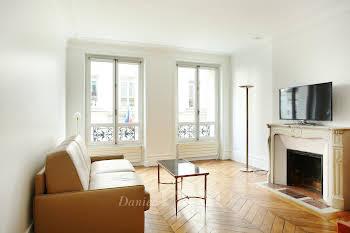 Appartement meublé 4 pièces 88,04 m2