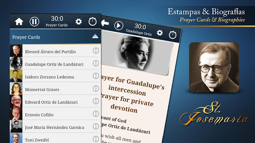 St. Josemaria screenshot