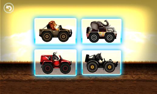 Fun Kid Racing - Safari Cars - náhled