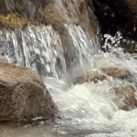 Звонкий ручей живые обои