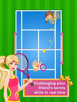 Amazing Princess Tennis Pro apk screenshot