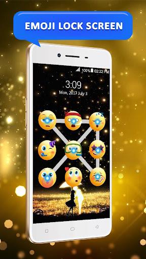 Emoji lock screen pattern 1.2.5 screenshots 14