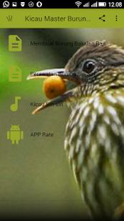 Kicau Master Burung Siri-Siri - náhled